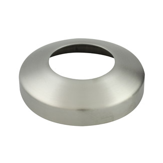 Domed Cover for 38.1 Round Satin Tube